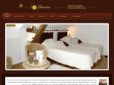 La Thibaudière, chambres d'hôtes sur la route des vins