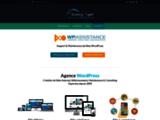 Spécialiste WordPress - Création site web et référencement