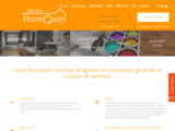 Ateliers Thomquin | Entreprise de Construction & Rénovation