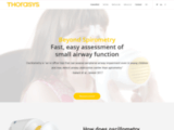 Thorasys | Airwave Oscillometry
