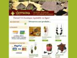 TierraUNA boutique en ligne!