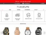 Montres de luxe design, Timebyme