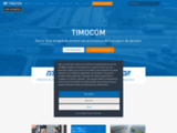 Bourse de fret | Offres de transport | TimoCom France