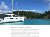 Croisières en Guadeloupe, le Catamaran Ti Prens