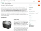 Votre guide pratique sur le choix glacière électrique qu'il vous faut