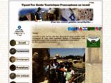 Guide touristique diplômé en Israël et a Jerusalem
