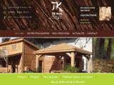 Constructions & Maisons en bois à la Réunion - TK Bois - Construction Bois Réunion - TK Bois