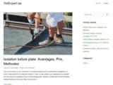 ToitExpert.be - Construction et Renovation de Toitures en Belgique