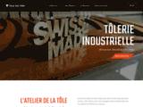 Tôlerie fine et industrielle en Suisse