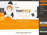 TooEasy ® - Création site internet - Drôme, Ardèche & Isère