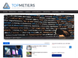 Top Metiers - Grille de salaire par métier, débouchés, formations et villes qui recrutent