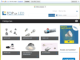 Spots Led, ampoules et tubes à Led | Top Of LED
