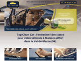 Lavage voiture Seine-et-Marne-Top Clean Car