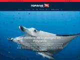Le Meilleur de la plongée en Polynésie avec TOPDIVE-Bathys