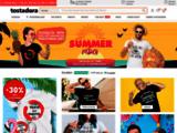 TEE SHIRT PERSONNALISÉ Tostadora.fr – impression tee shirt – créer son tee shirt – La Tostadora