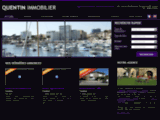 Vente appartement Toulon, vente villa Toulon, agence immobiliere Toulon - QUENTIN IMMOBILIER