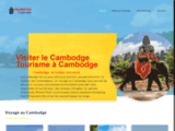 Touristes au Cambodge, découvrir un patrimoine historique