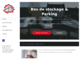 Tourneboeuf location parking stockage box