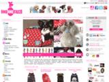 Toutourazzi - Boutique de vêtements pour chien