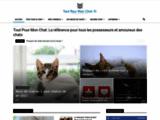 TOUT POUR MON CHAT: Le site officiel du chat