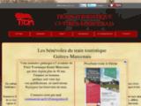 Le train Touristique Guîtres Marcenais -Voyagez à bord d'un train à vapeur du 19 ème siècle