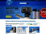 Traitement-H2o.com : adoucisseur, potabilisation, osmose inverse, traitement de l'eau de votre maison