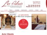 Les Adrets. Traiteur banquets Perpignan Claira