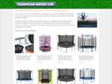La boutique internet des trampolines de jardin