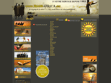 TransAfrica :  voyages aventure namibie