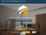 Transport et livraison pour professionnels et particuliers