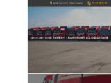 Transporteur routier Ardennes 08. Transports marchandises Marne 51. Transport express Reims: Transports Malvaux