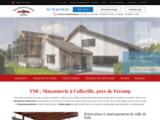 Maçonnerie Fécamp | Travaux Maçonnerie Cauchoise