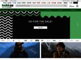 Boutique en ligne, vente de matériel de montagne, randonnée, trekking