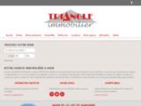 Annonces immobilières Agen : vente de maison, d'appartement et de terrain sur Agen avec l'agence immobilière TRIANGLE IMMOBILIER.