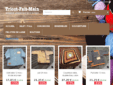 Tricot fait main - Vente en ligne de tricots réalisés à la main