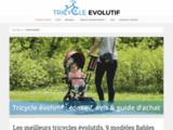 Votre guide de choix de tricycle évolutif
