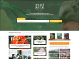 Tropic Nature : encyclopédie des Plantes & Fleurs de Jardin