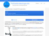 Le comparatif et test sur la trottinette électrique