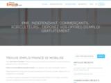 Emploi avec trouve-emploi-france.com - Trouver un emploi en France, offres de stages, fiches métiers, depot de CV