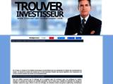 Trouver un investisseur, chercher un investisseur, besoin d'un investisseur, annonce investisseur