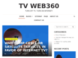 Regardez la télévision gratuitement sur le Web!