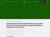 Universite privee en Tunisie : ULT - Universite Libre de Tunis