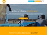 UNC Pro®   Mobilier gonflable personnalisable pour événementiel