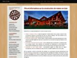 Maison en bois, l'information essentielle