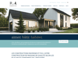 Maisons neuves à Mirabel, Blainville, St-Jérôme, Ste-Adèle dans les Laurentides par Constructions Raymond et Fils
