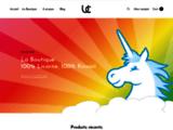 Unicorn Corner | Boutique 100% objets & cadeaux licorne