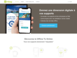 Plateforme de marketing mobile - Unitag