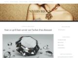 Univers Bijoux - Informations pratiques