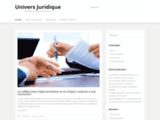 Magazine Juridique en ligne
