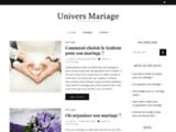 Tout pour la réussite de votre mariage